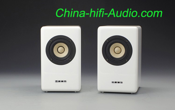 Aune X3 Full Frequency loudspeakers tabletop mini speakers a pai
