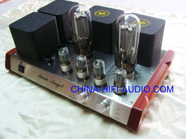 Music Angel Class A 845 Tube single-end Integrated Amplifier