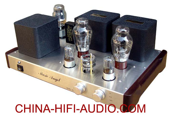 Music Angel Class A Single-end 300B tube Integrated Amp XD850III