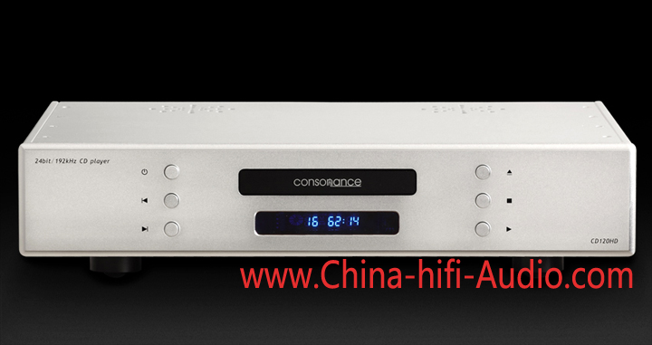 Opera Consonance CD120-HD CD Player HiFi Brand NEW white
