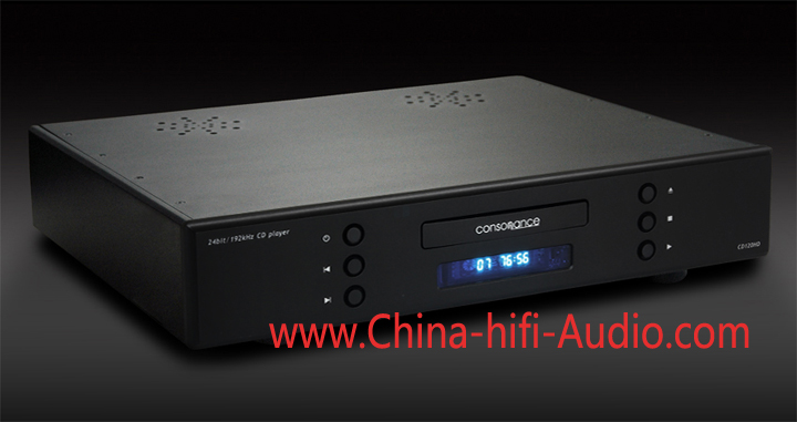 Opera ConsonanceCD120-HD HiFi CD Player Brand NEW black