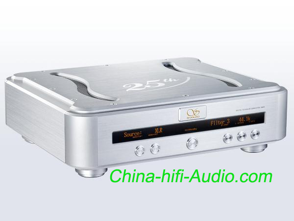 Shanling D600 Digital Analog Converter hi-end Audio DAC 2014