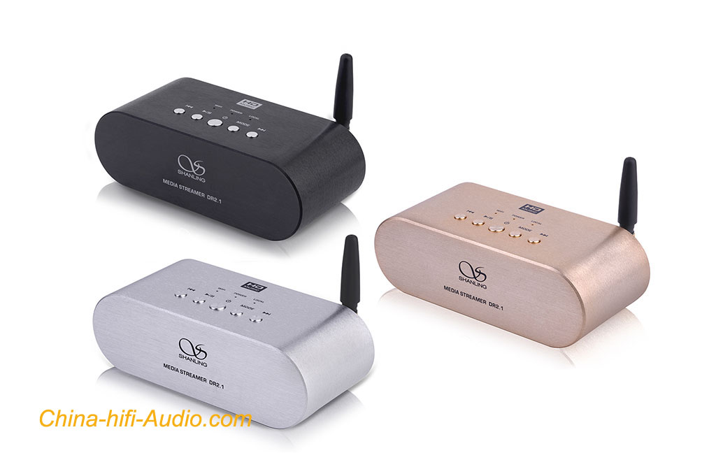 Shanling DR2.1 Network player Wireless Audio Receiver WiFi DLNA