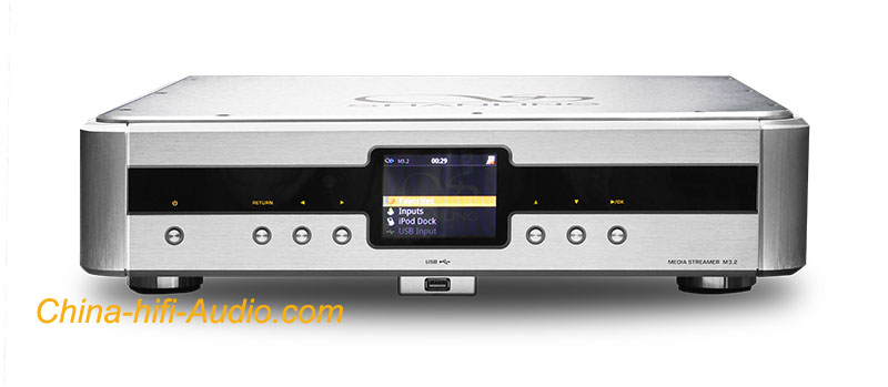 Shanling M3.2 Streamer Music Player WAV FLAC APE DSD DAC Wifi