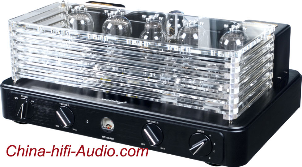 300B PERAMPLIFIER MINGDA MC300-PSE HiFi AUDIO tube Meixing 2014