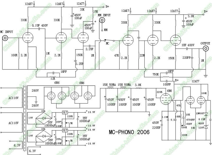 valve phono stage for loan - want to try it