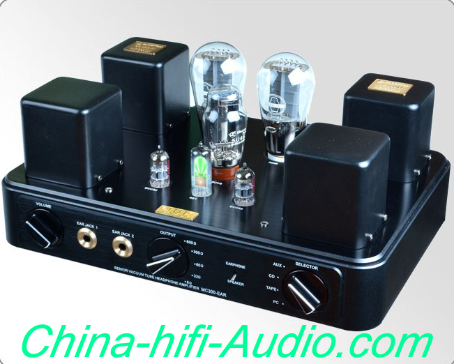 Meixing MC300 EAR valve Headphone AMP with integrated Class A