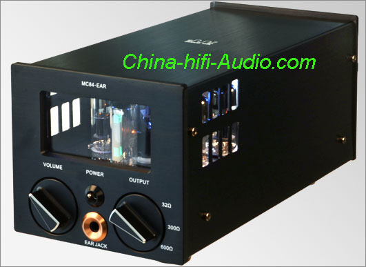 Meixing MC84-EAR valve Headphone amplifier Class A USB MingDa