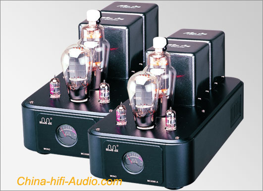 MingDa MC3008-A Class A 300B 805 Tube Mono Block Power Amplifier