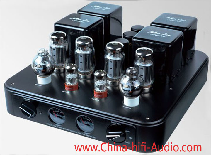 MingDa MC368-B5 TUNG-SOL KT120*4 tube Integrated&Power Amplifier
