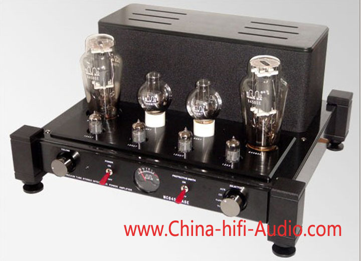 Meixing MC845-AA SE Vacuum tube 845 Integrated Amplifier Class A