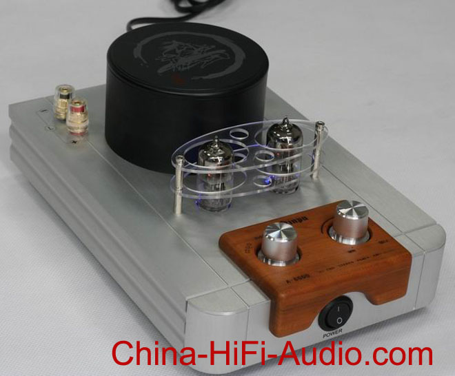 QINPU A-6000 MKII TUBE Integrated Amplifier with Headphone amp