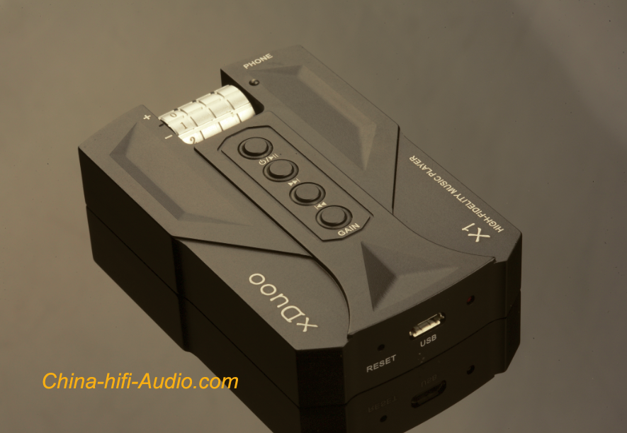Xduoo audio player dac pc hi fi enjoy music enjoy hifi for Mobile porta hi fi
