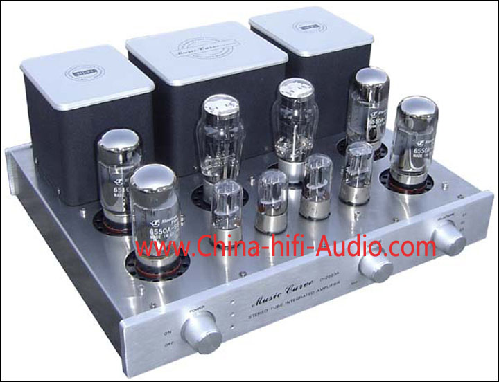 Sound Luster D-2030A-6550B Integrated Amplifier Deluxe Edition