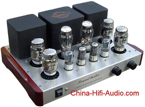 Sound Luster D-2030A-KT88 Class A hifi tube Integrated Amplifier