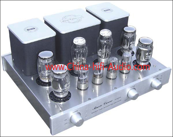 Sound Luster D-2030A-KT100 single-end Integrated Amp Deluxe ver