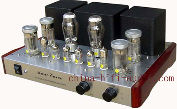 Music Curve D-2020-FU50 hifi vacuum tube Integrated Amplifier