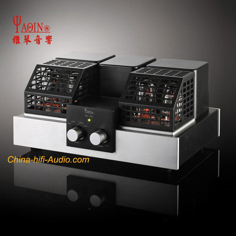 YAQIN MC-50L VACUUM TUBE KT88 Integrated AMPLIFIER