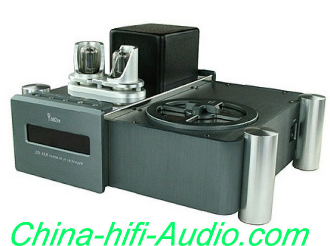 YAQIN SD-33A Vacuum Tube hifi CD&HDCD PLAYER Top-loading