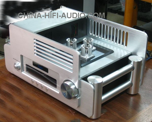 YAQIN MS-845 pre Amplifier with remote control