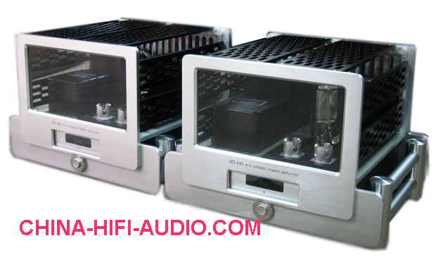 YAQIN MS-845 Class A single-end Tube Mono Block Power Amplifier