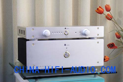 Bada MA-3 MKII MA-100 MKII Hybrid Pre&Power Amplifier - Click Image to Close