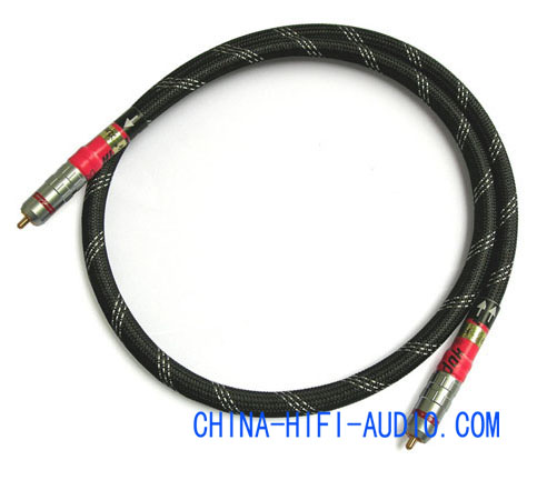 Xindak FD-2 Audio Interconnect Digital Coaxial Cable