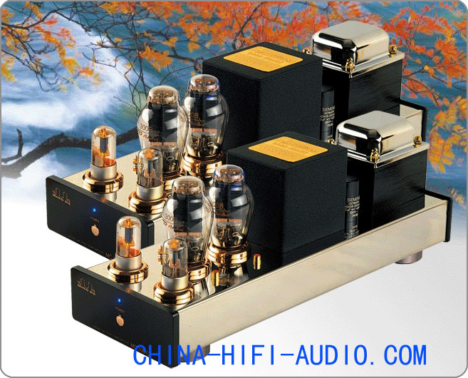 Meixing MINGDA MC300-C Tube Mono Block Power Amplifier