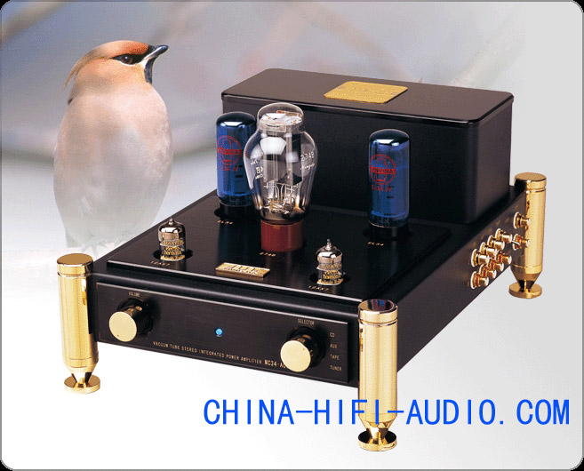 Meixing MC34-A07 Class A Tube Integrated&Power Amplifier