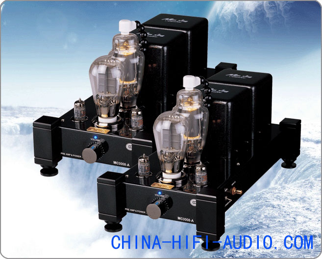 Meixing Mingda MC3008-A Class A Tube Monoblock Power Amplifier