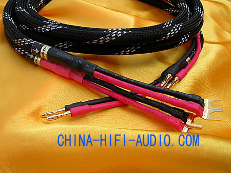 Xindak SC-03 Amp Speaker loudspeaker Connect Cables New