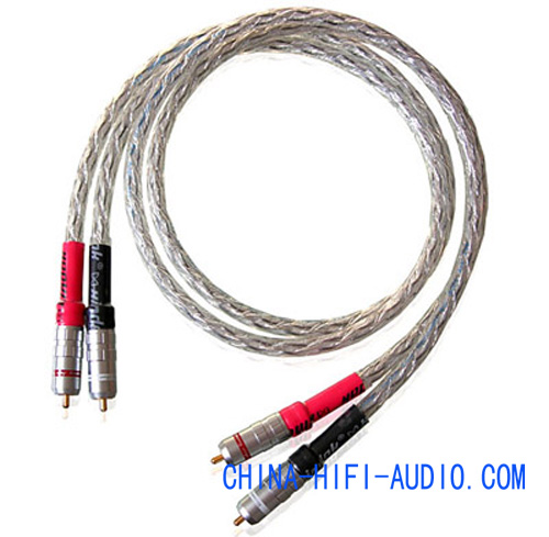 Xindak CFA-1 Carbon Fiber Audio Interconnects cables