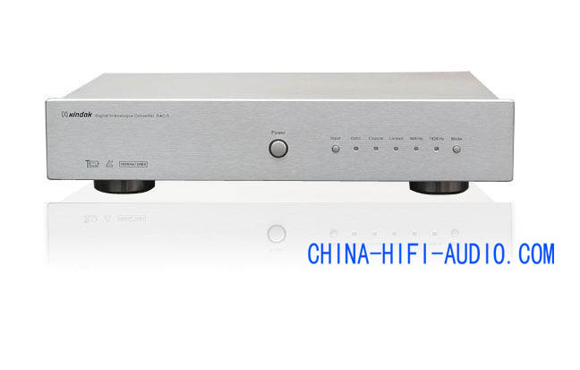 Xindak DAC-5 DA Digital Analogue Converter DAC XLR NEW