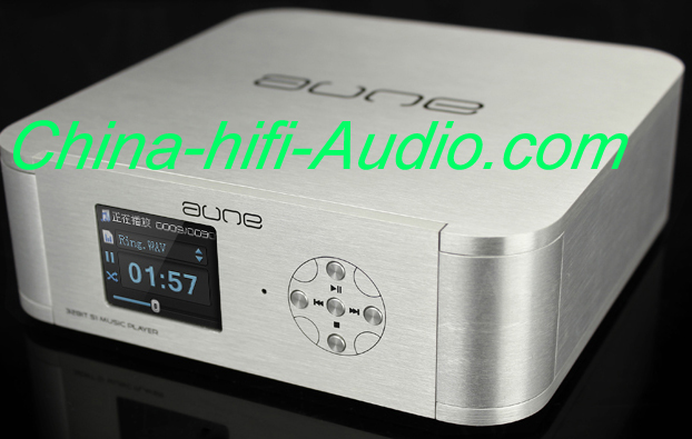 Aune mini Audio S1 32Bit HIFI music player 24Bit/192Khz DAC ipad