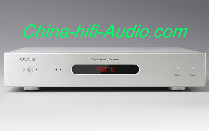 Aune hifi Audio S10 24BIT/192Khz hifi digital audio DAC USB silv
