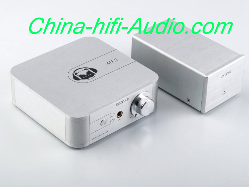 Aune mini Audio S2 Panda MK2 Class A Headphone intergrated AMP