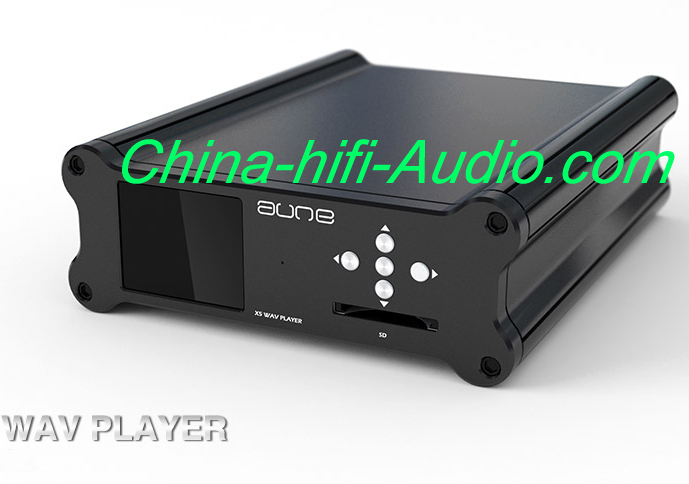 Aune mini Audio X5 HIFI Digital Audio WAV Music Player SD card