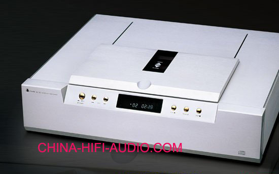 BADA HD-26 vacuum tube balance CD player CE ver Silver