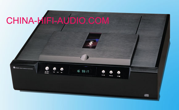 BADA HD-26 vacuum tube balance CD player CE ver Black
