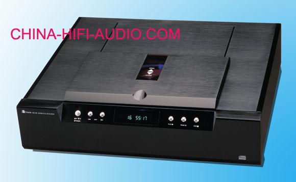 BADA HD-26 hi-end vacuum tube balance CD player black