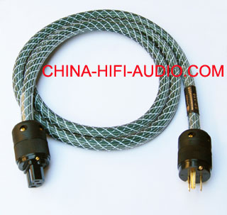 BADA SP-150 SP150 Hifi power cable wire US plug