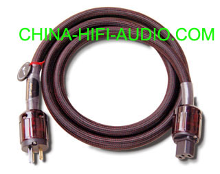 BADA SP-300 Hi-end power cable EUR Schuko plug 1.8 meter brand