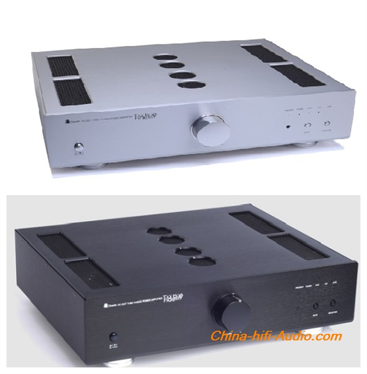Bada DC-222T 12AU7 ×4 Tube Fidelity Integrated Amplifier with Remote