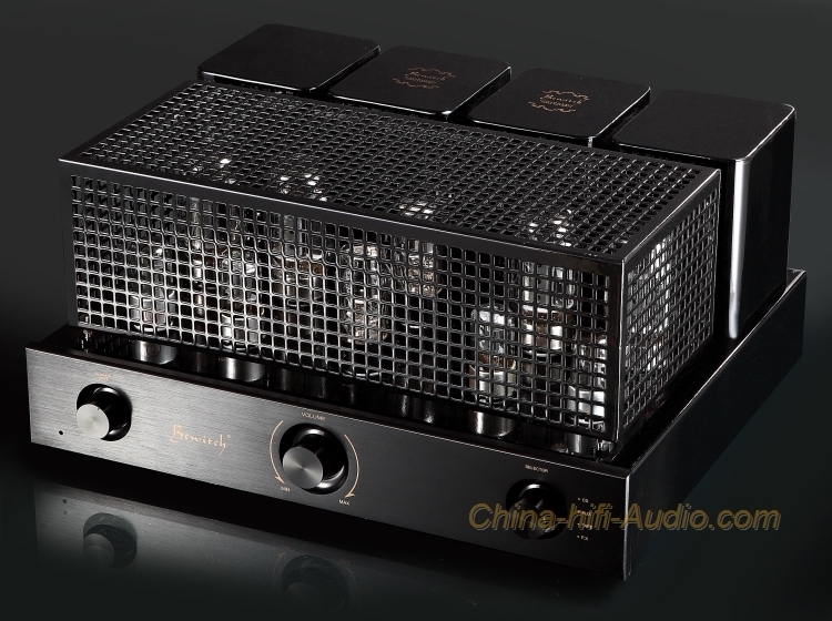 Bewitch 6550 Russia Tube Hi-fi Integrated Amplifier KT88 Deluxe Edition 2018