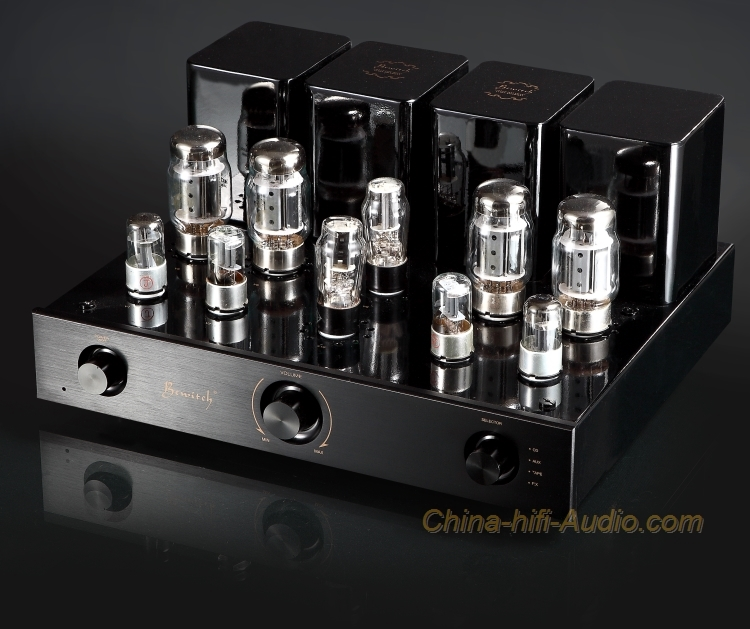 Bewitch 6550 Deluxe Edition 2018 hifi tube Integrated Amplifier Valve A50 KT88