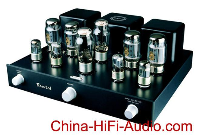 Bewitch KT88 EH Russia vacuum Tube Hi-fi Integrated Amplifier