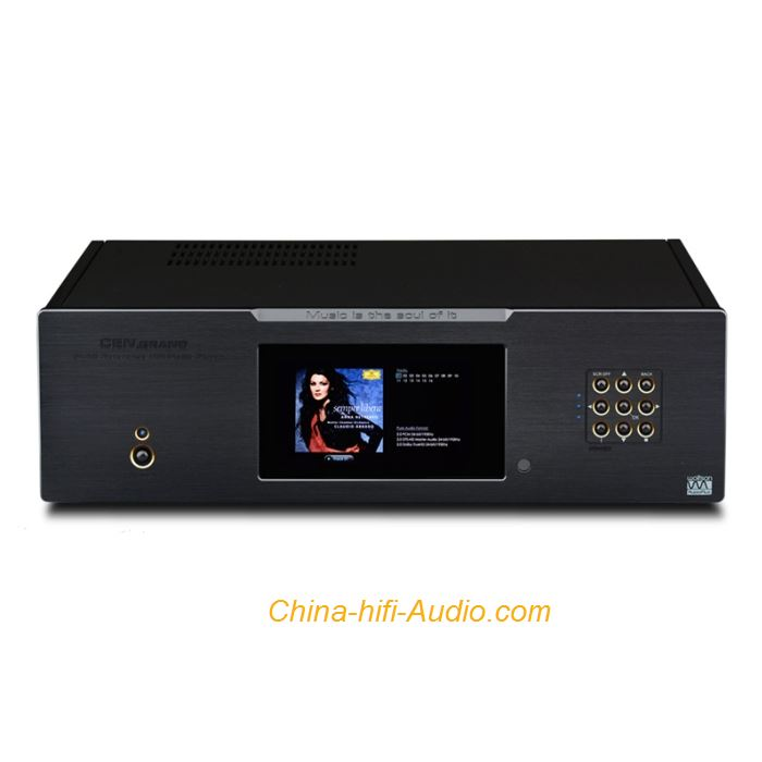 CEN.GRAND 9i-AD Wujin Edition HIFI Digital Player DSD Hard Drive Blu-Ray Audio