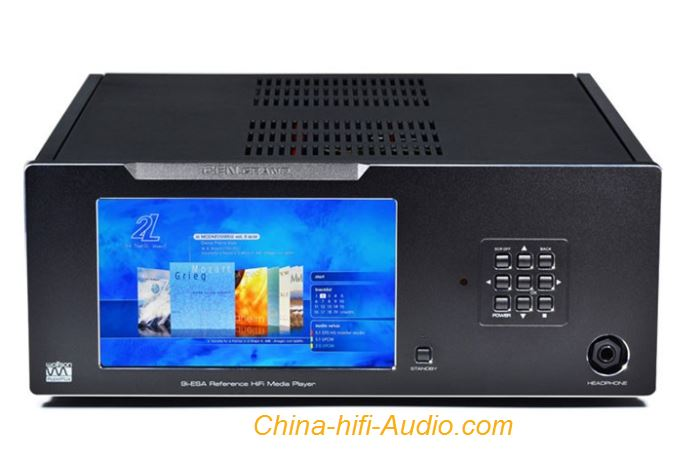 CEN.GRAND 9I-ESA/ES digital video player with headphone output PCM 192 DSD 64