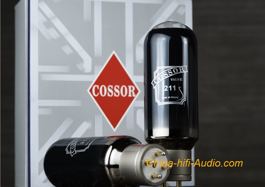 COSSOR VALVE 211 made by PSVANE Hi-end Vacuum tubes best matched A Pair NEW