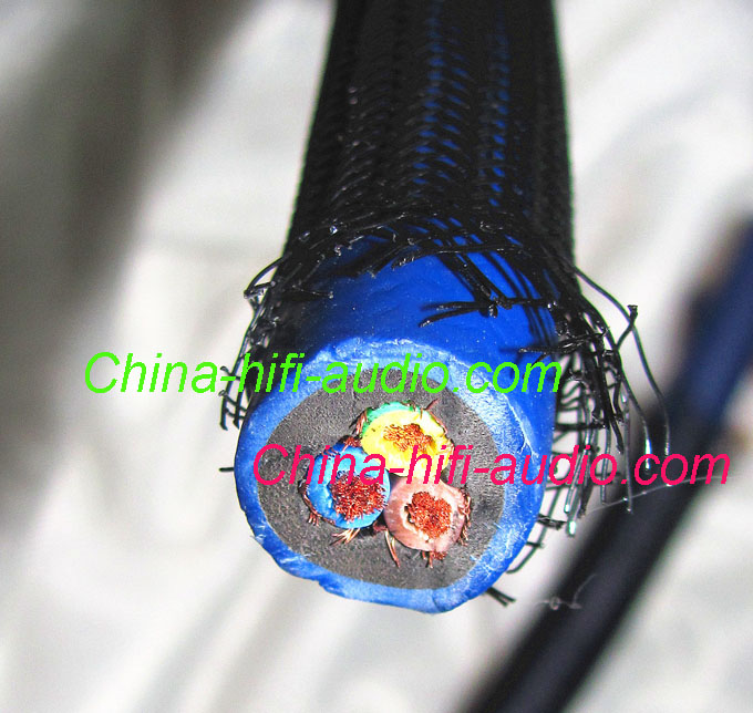 Choseal Aa 5401 Audio Rca Plug Interconnects Cable 1 5m